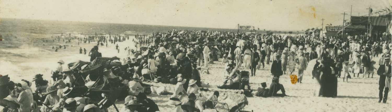 1915 Belgian Flag Festival