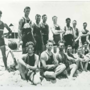 Cottesloe Life Saving and Athletic Club members.1920s