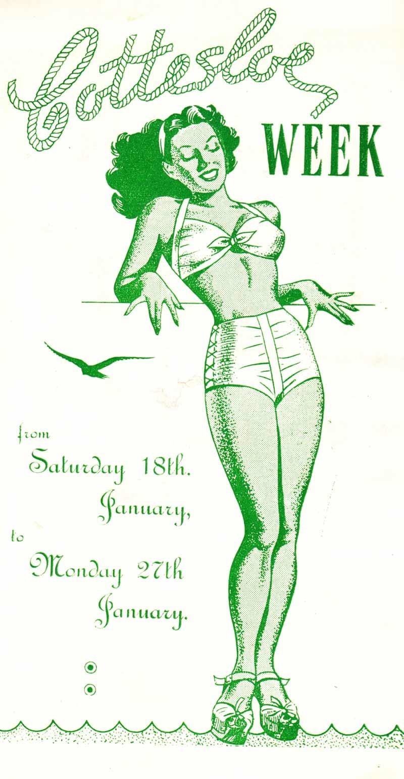 Cottesloe Week 1947